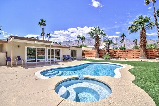 1340 E Adobe Way, Palm Springs, CA 92262 - MLS#: 219059845PS