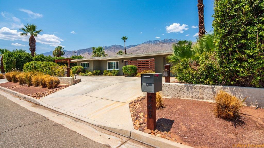 265 N Saturmino Drive, Palm Springs, CA 92262 - MLS#: 219065245PS