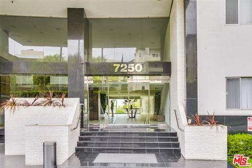 Photo of 7250 Franklin Avenue #117, Los Angeles, CA 90046 (MLS # 20655600)
