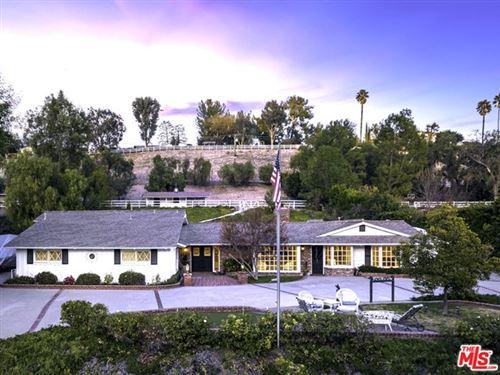 Photo of 24307 Long Valley Road, Hidden Hills, CA 91302 (MLS # 21693600)