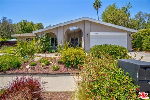 Photo of 21318 Bellini Drive, Topanga, CA 90290 (MLS # 21745600)