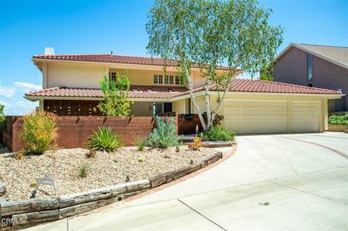 Photo of 3800 Saint Johnswood Drive, Woodland Hills, CA 91364 (MLS # P1-4600)