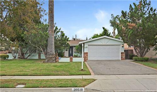 Photo of 20518 Mandell Street, Winnetka, CA 91306 (MLS # SR21199600)