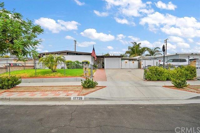 17729 Glenthorne Street, La Puente, CA 91744 - MLS#: CV21124600