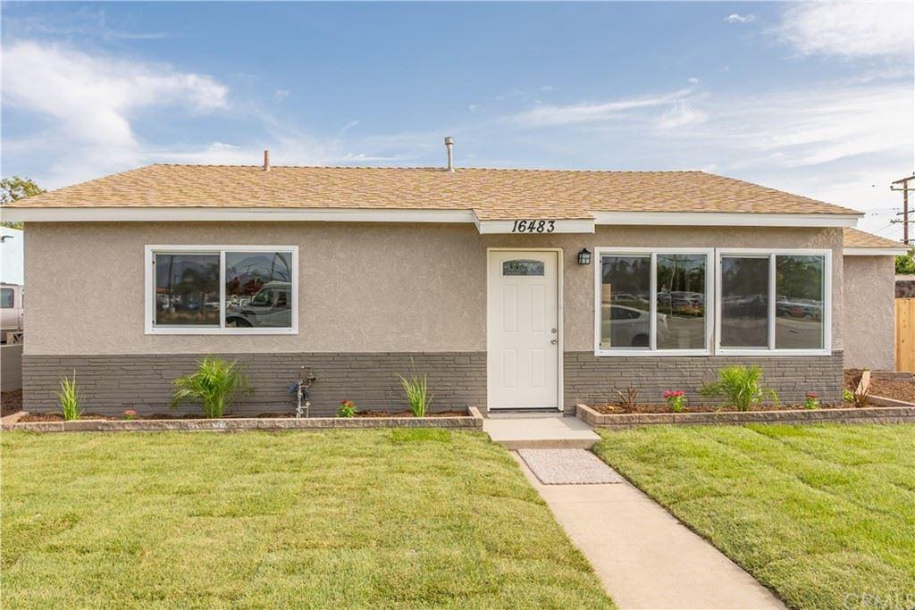 16483 Valley Boulevard, Fontana, CA 92335 - MLS#: CV21162600