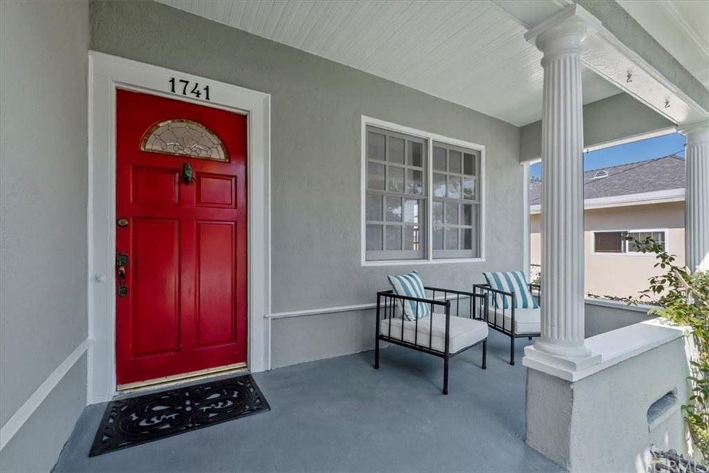 1741 S Normandie Avenue, Los Angeles, CA 90006 - MLS#: SB21202601
