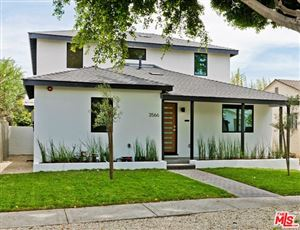 Photo of 3566 SCHAEFER Street, Culver City, CA 90232 (MLS # 19477602)