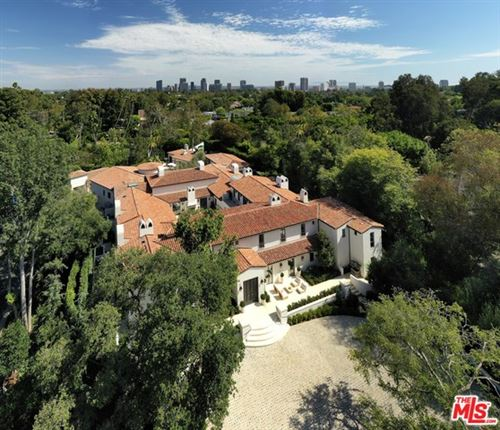 Photo of 10410 BELLAGIO Road, Los Angeles, CA 90077 (MLS # 19517602)