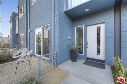 Photo of 5627 N STROHM Avenue #6, North Hollywood, CA 91601 (MLS # 21677602)