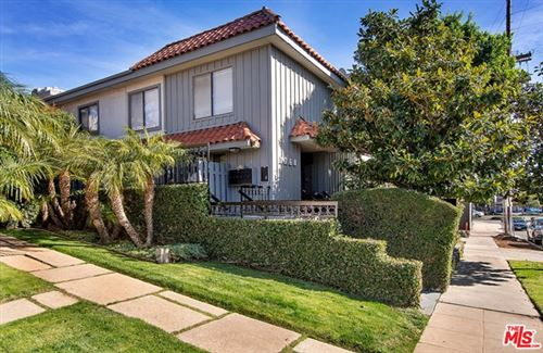 Photo of 1768 Glendon Avenue #3, Los Angeles, CA 90024 (MLS # 21681602)