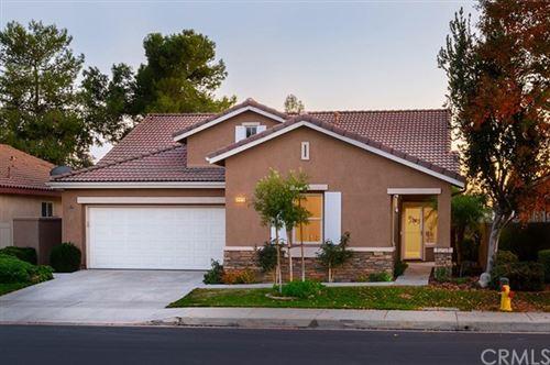 Photo of 28415 Long Meadow Drive, Menifee, CA 92584 (MLS # SW20241602)