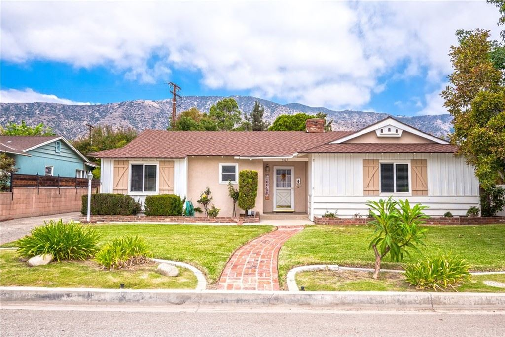 501 W Comstock Avenue, Glendora, CA 91741 - MLS#: CV21179602