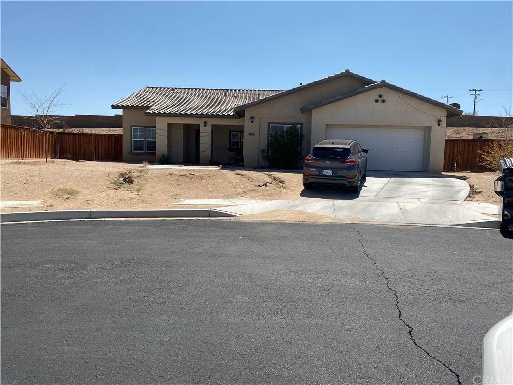 74105 Cactus Wren Ct, Twentynine Palms, CA 92227 - MLS#: DW21209602