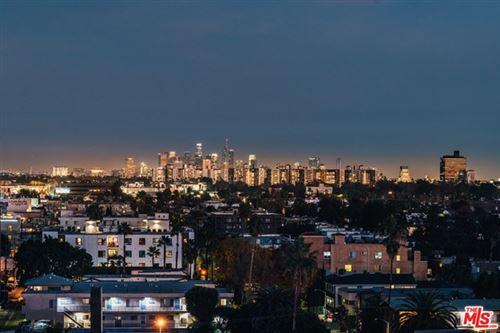 Photo of 321 S San Vicente Boulevard #903, Los Angeles, CA 90048 (MLS # 21721604)
