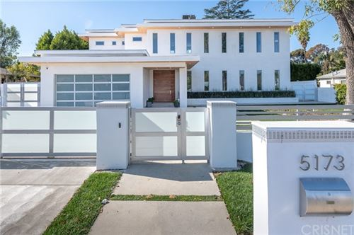 Photo of 5173 Gaynor Avenue, Encino, CA 91436 (MLS # SR21024604)