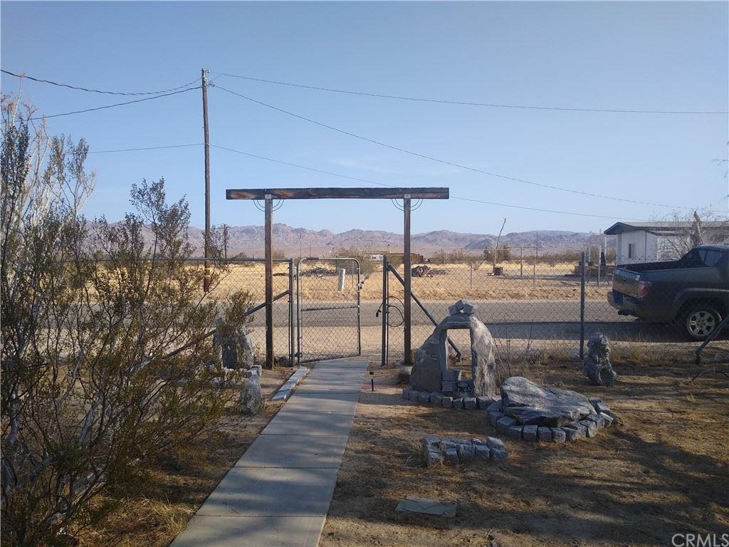 64724 Sun Oro, Joshua Tree, CA 92252 - MLS#: JT21162604