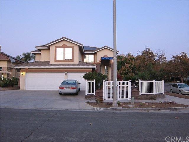 1215 Saffron Circle, Corona, CA 92879 - MLS#: OC20007604