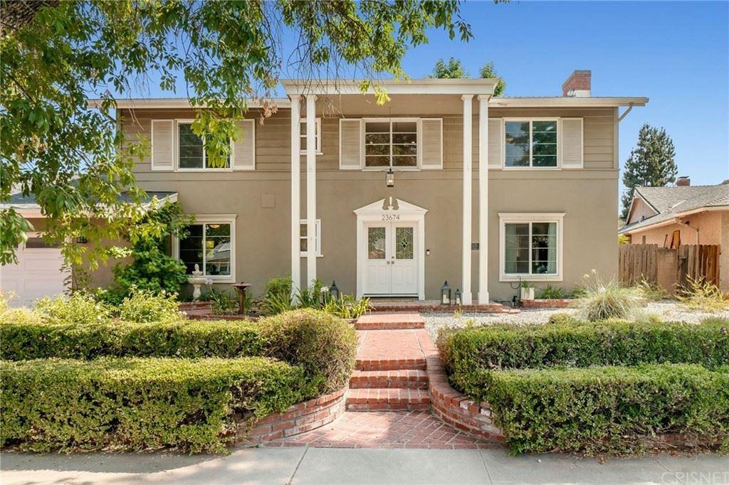 23674 Schoenborn Street, West Hills, CA 91304 - MLS#: SR21157604