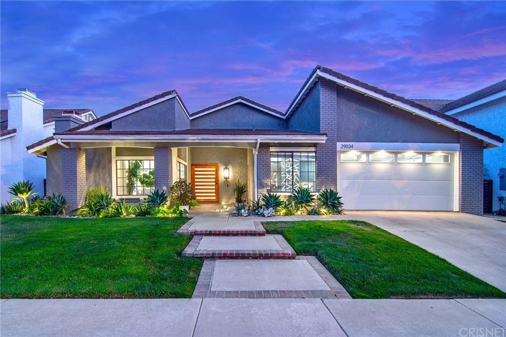 29034 Woodcreek Court, Agoura Hills, CA 91301 - #: SR21203604