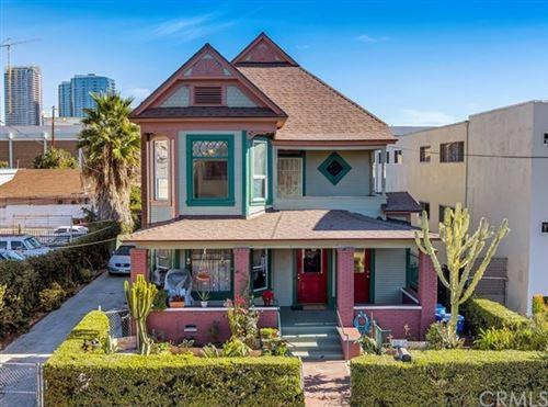 Photo of 1322 Valencia Street, Los Angeles, CA 90015 (MLS # PW21009605)
