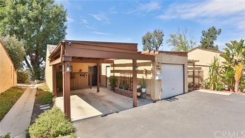 Photo of 4009 E Flintlock Way #77, Anaheim Hills, CA 92807 (MLS # PW21074605)