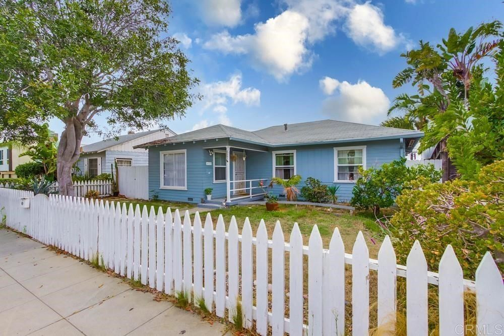 317 S Clementine Street, Oceanside, CA 92054 - MLS#: NDP2111605
