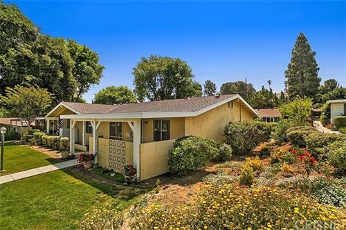 Photo of 19216 Avenue Of The Oaks #A, Newhall, CA 91321 (MLS # SR21092607)