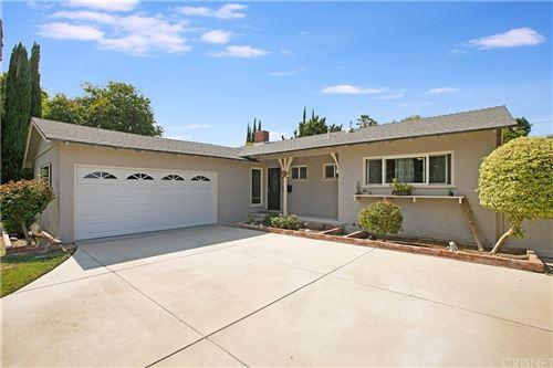 Photo of 22259 Haynes Street, Woodland Hills, CA 91303 (MLS # SR21157607)
