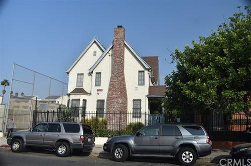 Photo of 248 S Hobart Boulevard, Los Angeles, CA 90004 (MLS # WS20245607)