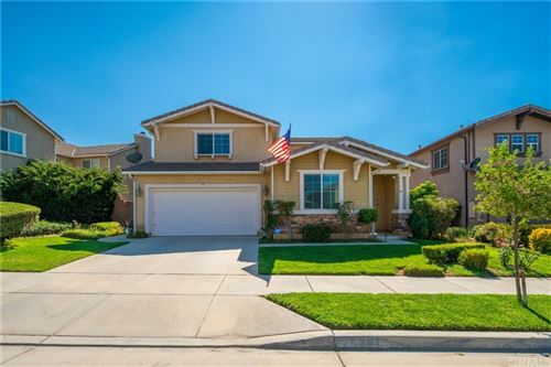 Photo of 25201 Lemongrass Street, Corona, CA 92883 (MLS # CV21200608)