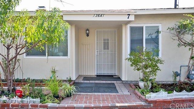 13641 Fairview Street #7, Garden Grove, CA 92843 - MLS#: PW20196608