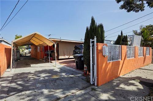 Photo of 211 E 127th Street, Los Angeles, CA 90061 (MLS # SR21086609)