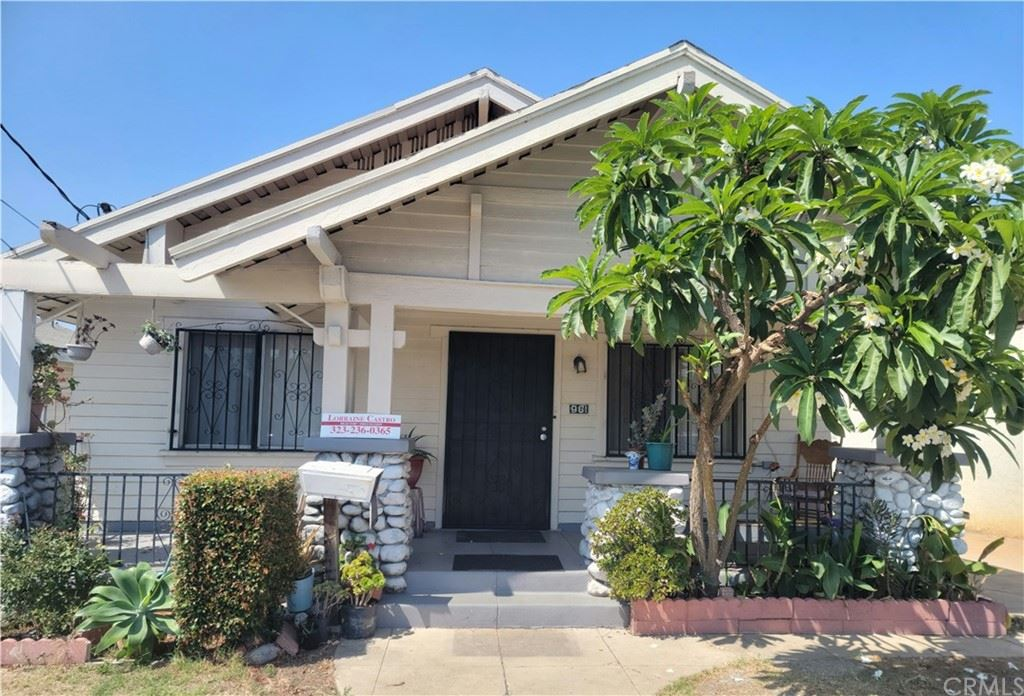961 S Camulos Street, East Los Angeles, CA 90023 - MLS#: MB21200609