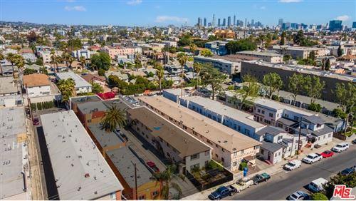 Photo of 626 -630 N Kingsley Drive, Los Angeles, CA 90004 (MLS # 21730610)