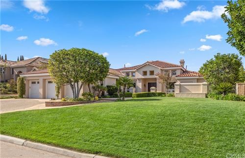 Photo of 4795 Green Crest Drive, Yorba Linda, CA 92887 (MLS # PW20186610)