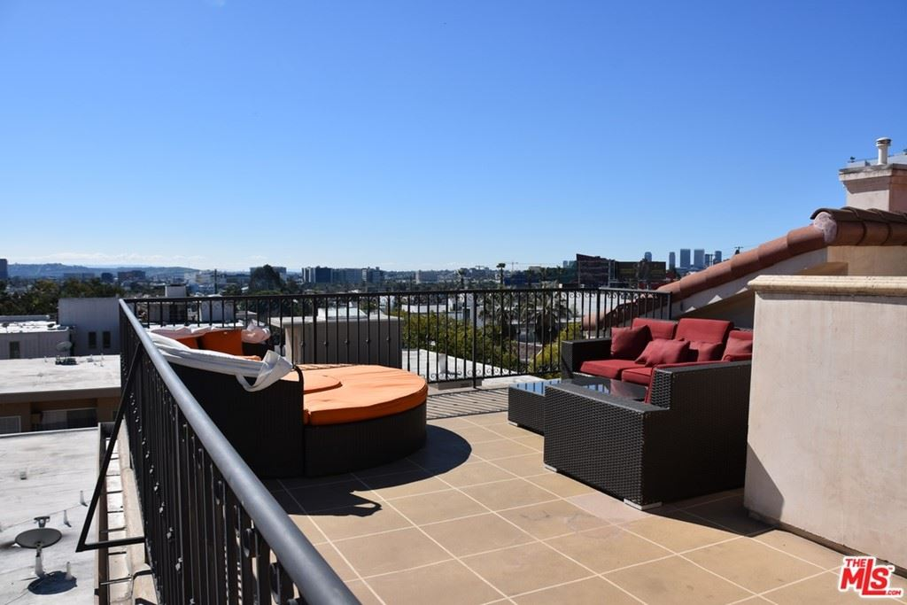 Photo of 1146 HACIENDA Place #9, West Hollywood, CA 90069 (MLS # 21697610)