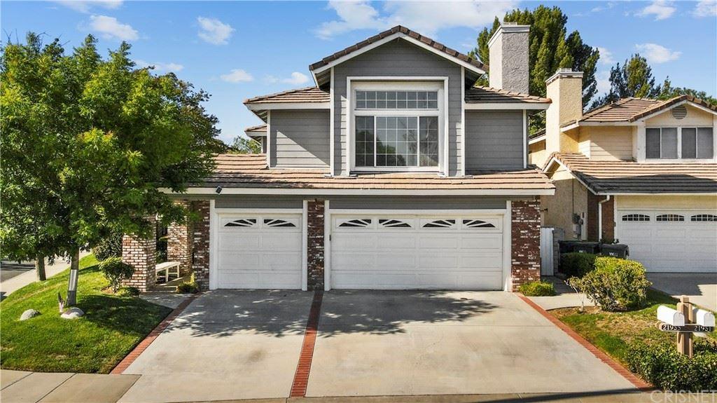 21955 Wakefield Court, Santa Clarita, CA 91350 - MLS#: SR21167610
