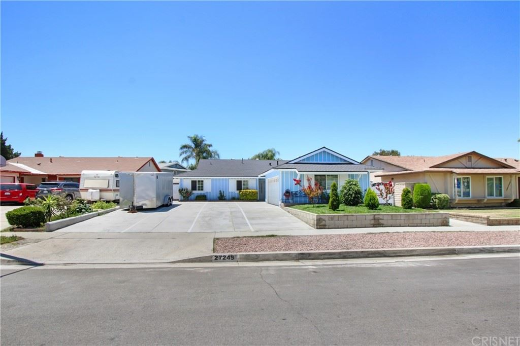 27245 Langside Avenue, Canyon Country, CA 91351 - #: SR21169610