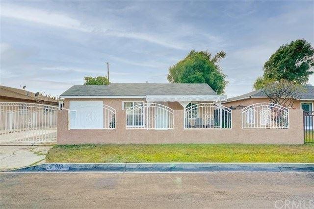 913 Ballista Avenue, La Puente, CA 91744 - MLS#: TR21077610