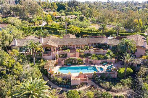 Photo of 6002 Paseo Valencia, Rancho Santa Fe, CA 92067 (MLS # 210029611)