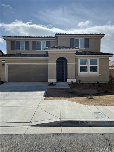 Photo of 684 Evans Street, Palmdale, CA 93552 (MLS # EV21212611)