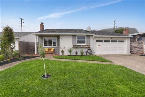 Photo of 743 Pepper Drive, San Bruno, CA 94066 (MLS # ML81809611)