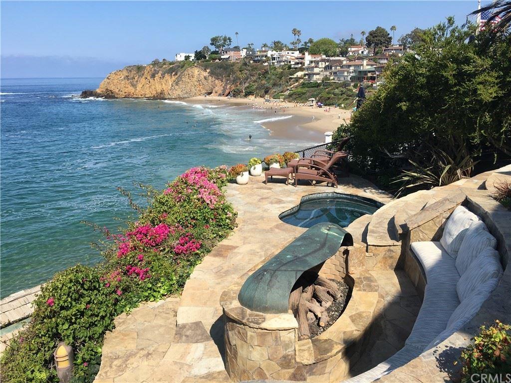 Photo of 1137 Marine Drive, Laguna Beach, CA 92651 (MLS # LG21164611)