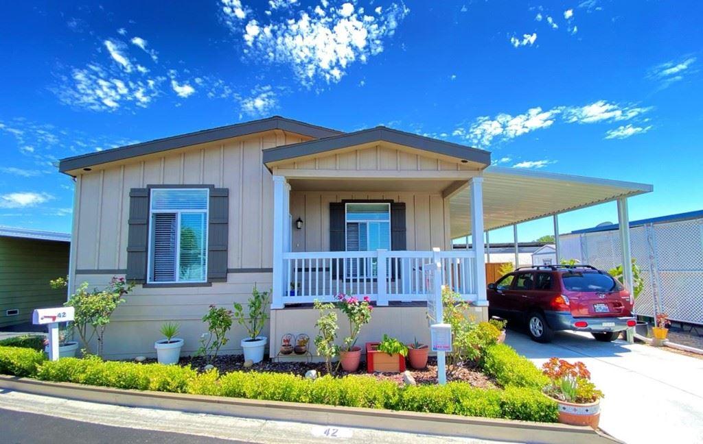 3300 Narvaez Avenue #42, San Jose, CA 95136 - MLS#: ML81856611