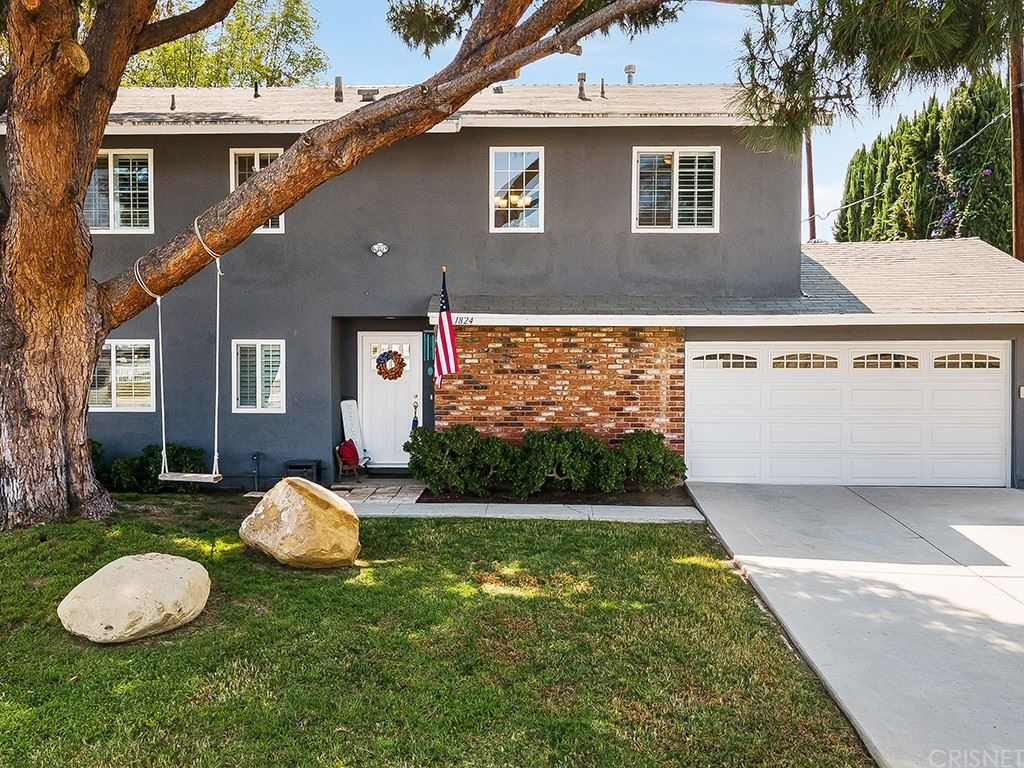 1824 Morley Street, Simi Valley, CA 93065 - #: SR21156611