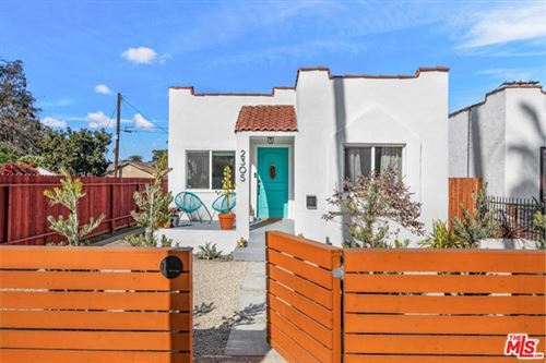 Photo of 2305 S Palm Grove Avenue, Los Angeles, CA 90016 (MLS # 21698612)