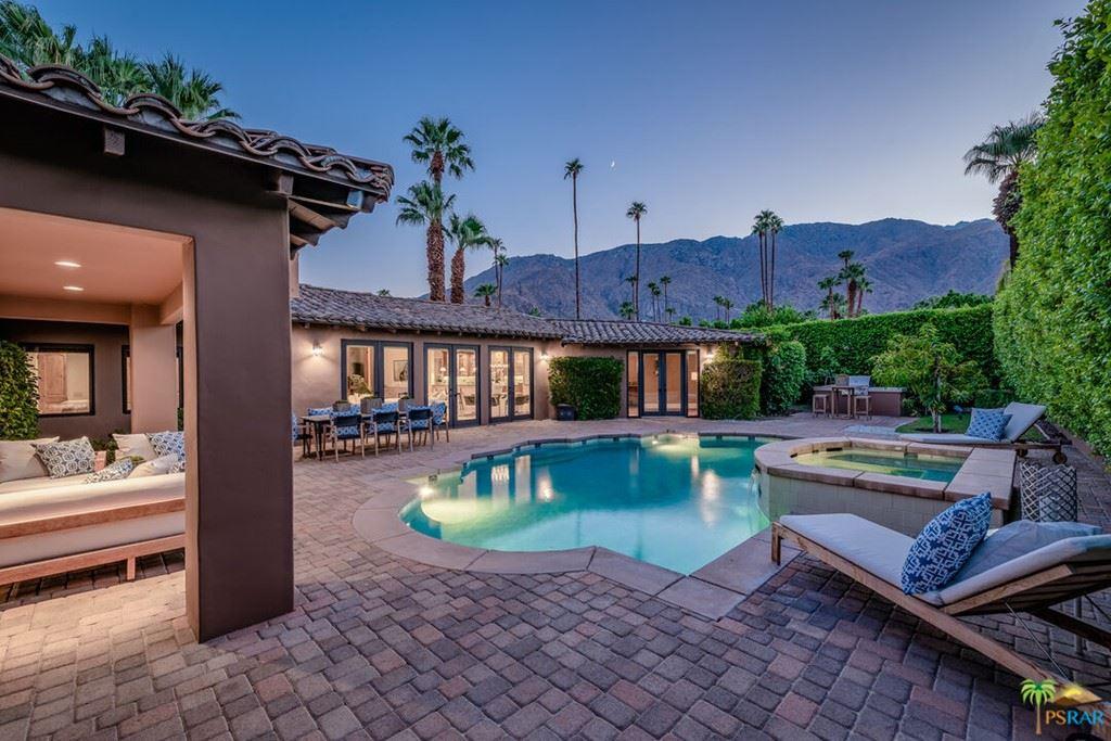 252 Camino Del Sur, Palm Springs, CA 92262 - MLS#: 21767612
