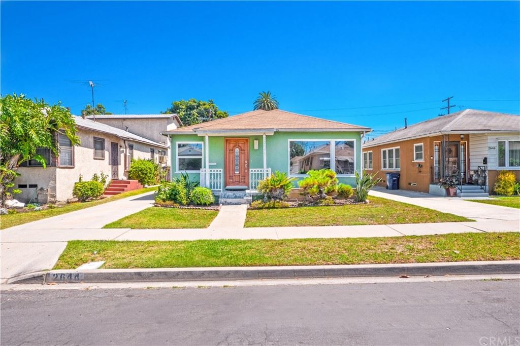 2644 Thurman Avenue, Los Angeles, CA 90016 - MLS#: DW21185612