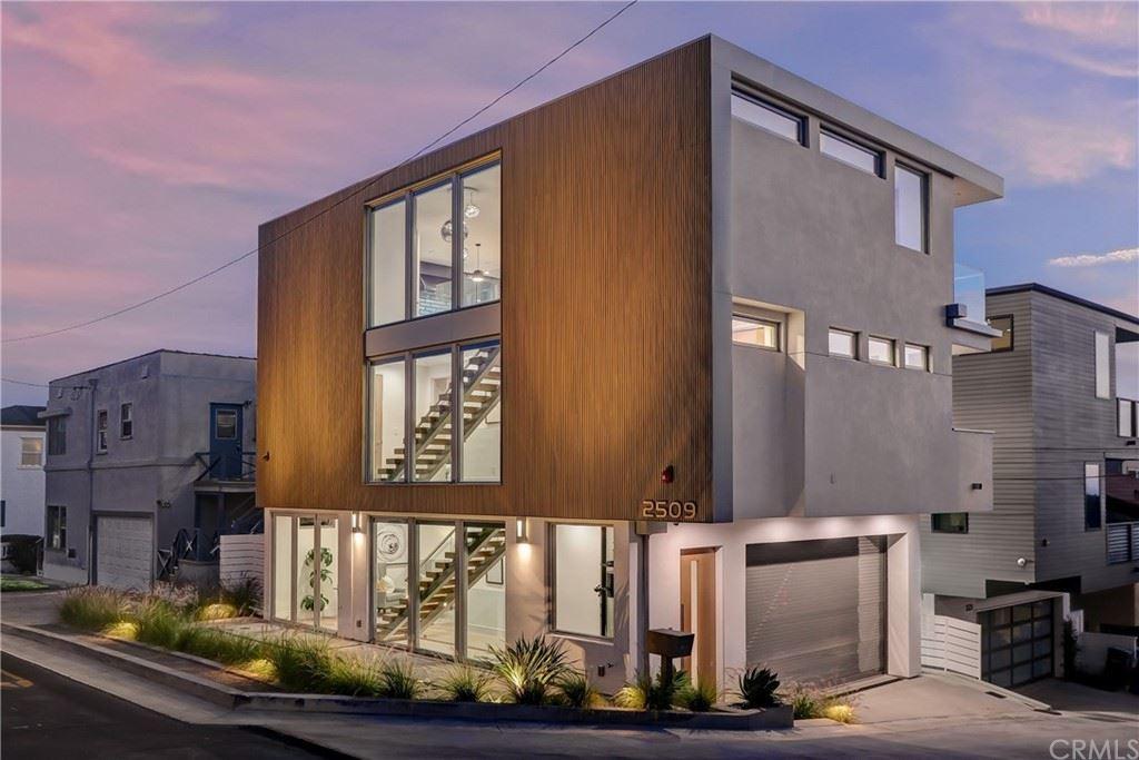 2509 Alma Avenue, Manhattan Beach, CA 90266 - MLS#: SB21110612