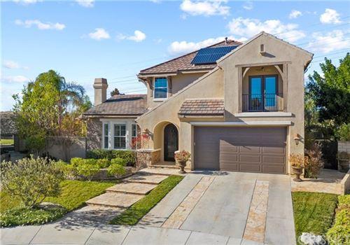 Photo of 26187 Shadow Rock Lane, Valencia, CA 91381 (MLS # SR21007613)